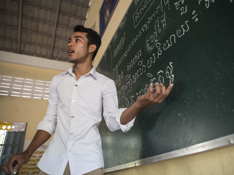 SUPPORT CAMBODIAN TEACHERS – Cambodia Charitable Trust