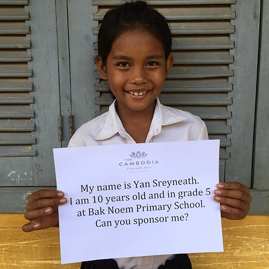 Yan Sreyneath